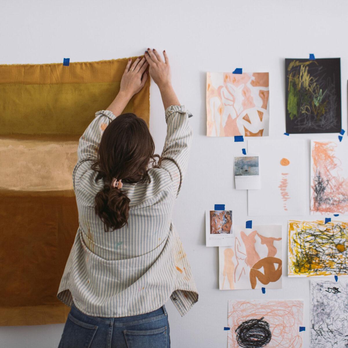 Elizabeth - artist in residence at Oblect Limited-7798